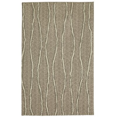 Lunas Gray Area Rug Rug Size: Rectangle 8 x 10