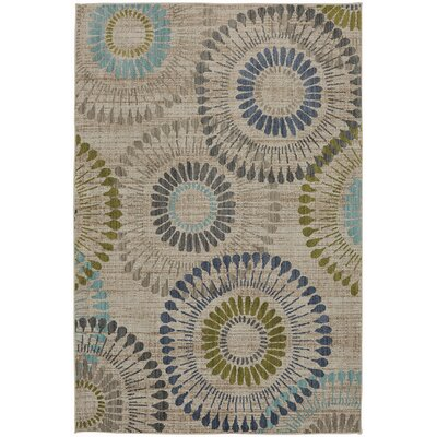 Metropolitan Weston Gray Area Rug Rug Size: Rectangle 53 x 710