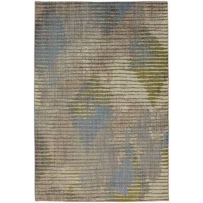 Muse Dark Linen Area Rug Rug Size: Rectangle 8 x 11