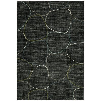 Metropolitan Dark Gray Area Rug Rug Size: Rectangle 96 x 1211