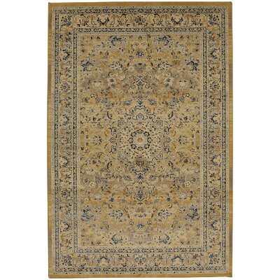Providence Beige Area Rug Rug Size: Rectangle 96 x 1211