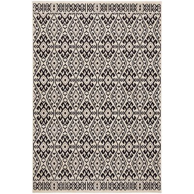 Fleau Lander Beige Area Rug Rug Size: Rectangle 53 x 710