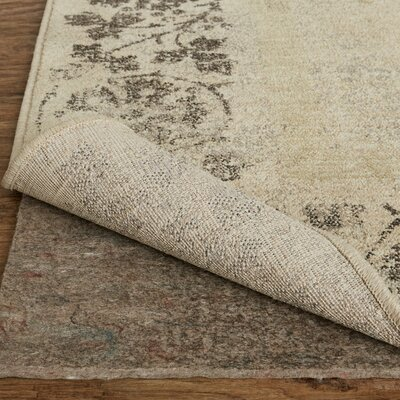 Floret Beige Area Rug Rug Size: Rectangle 53 x 710