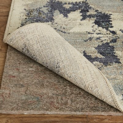 Luminous Beige Area Rug Rug Size: 8 x 10