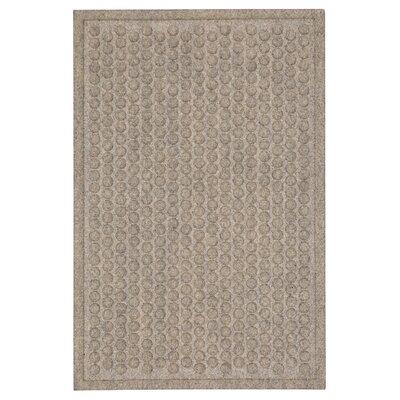 Jeri Dot Utility Mat Rug Size: 3 x 4