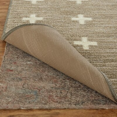 Maloree Gray Area Rug Rug Size: Rectangle 76 x 10