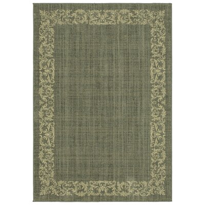 Liola Gray Area Rug Rug Size: Rectangle 53 x 76