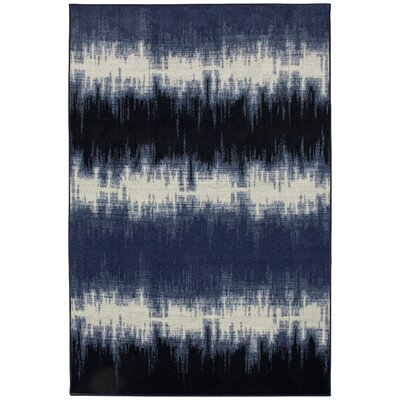Ranstead Navy Area Rug