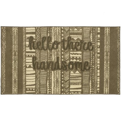 Arverne Brown Area Rug