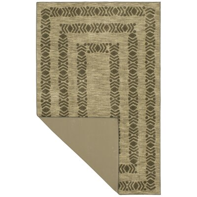 Collingdale Gray/Taupe Area Rug Rug Size: Rectangle 5 x 8