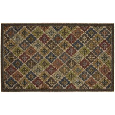 Poitras Arabian Impressions Ornamental Entry Doormat