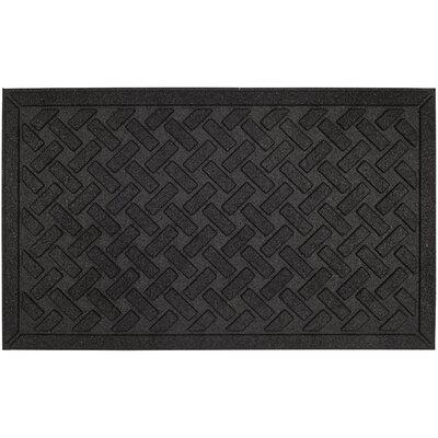 Clarkson Crossweave Impressions Doormat Mat Size: 2 x 3