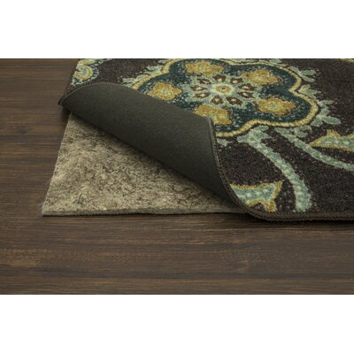 Andera Smoke Yellow/Brown Area Rug Rug Size: Rectangle 8 x 10