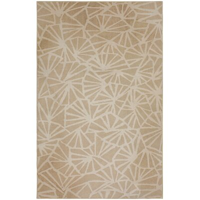 Balch Natural Area Rug Rug Size: Rectangle 5 x 8