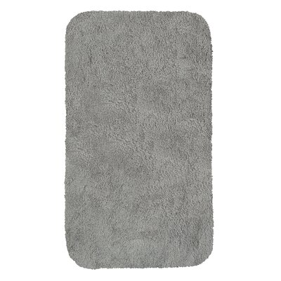 Beaumys Bath Rug Size: 21 W x 34 L, Color: Gray Flannel