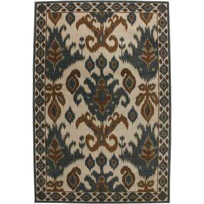 """Mohawk Home Versaille Cream Argentina Soft Rug - Rug Size: 5'3"""" x 7'10"""" at Sears.com"""