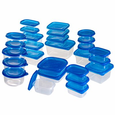 54-Piece Food Storage Container Set 82-54PSS