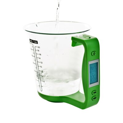 Chef Buddy Digital Measuring Cup Scale 82-536C
