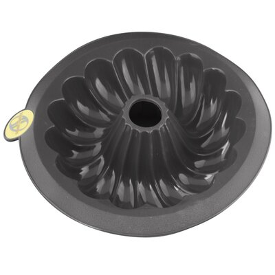 Silicone Bundt Pan In Gray