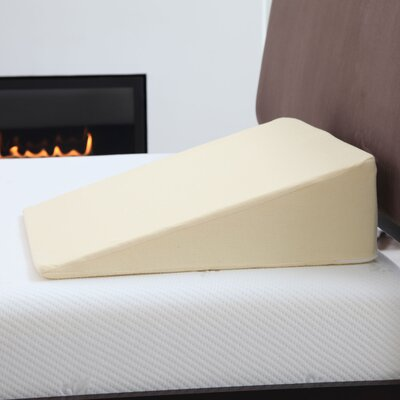 Hypoallergenic Folding Wedge Memory Foam Pillow