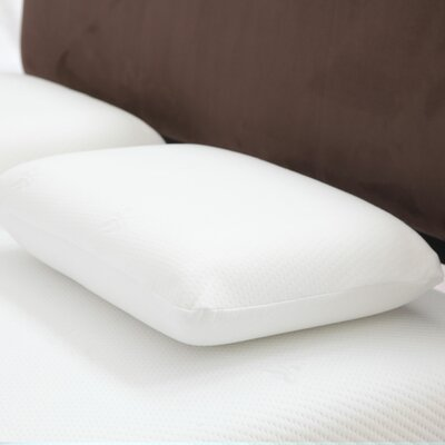 Lane Large Memory Foam Standard Pillow