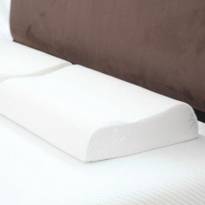Davis Large Contour Memory Foam Standard Pillow