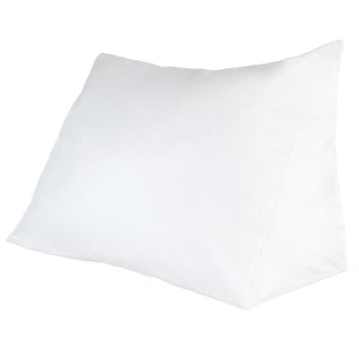 Reading Wedge Down Alternative Pillow
