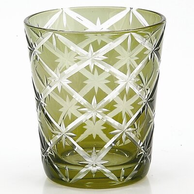Starlight Tumbler Color: Olive IG203STARTUMOL