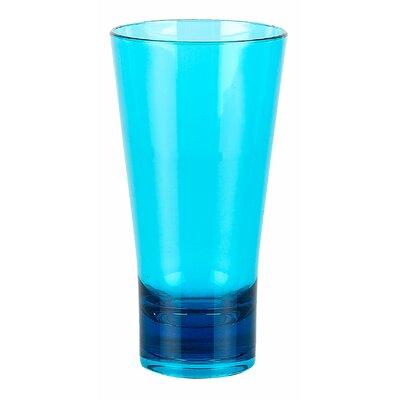 Capri Highball Glass Color: Aqua 6618SET-6