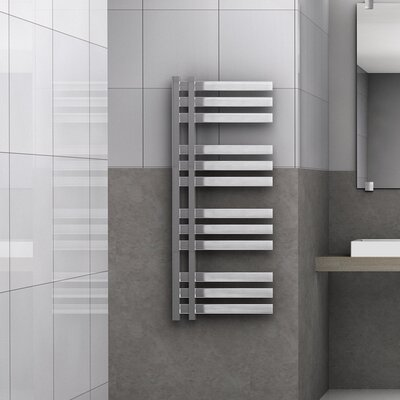 Lioni Towel Warmer Finish: Chrome