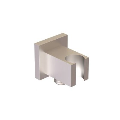 Shower Outlet Elbow Finish: Brushed Nickel