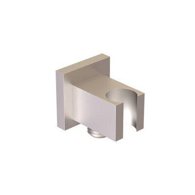 Shower Outlet Elbow Finish: Brushed Nickel