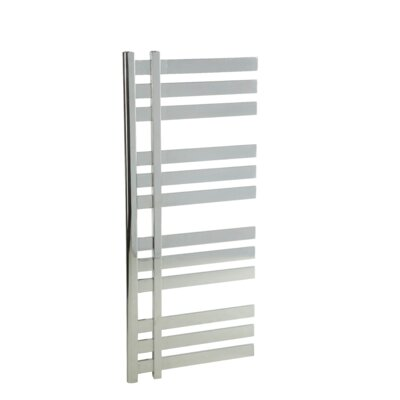 Lioni Wall Mount Electric Towel Warmer Finish: Brushed Nickel