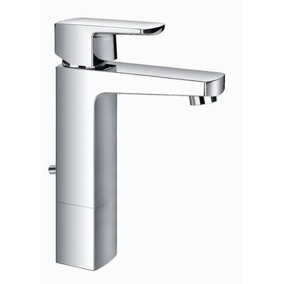 Safire Single Hole Bathroom Faucet with Single Handle Finish: Brushed Nickel