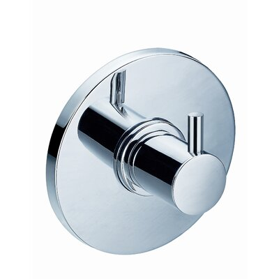 Artos Boston 3-Way Diverter Faucet Shower Faucet Trim Only - Finish: Brushed Nickel at Sears.com