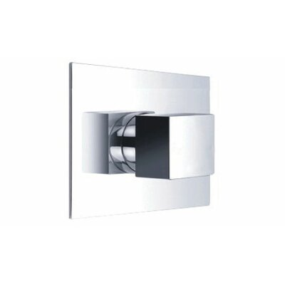 Artos Kascade 3-Way Diverter Faucet Shower Faucet Trim Only - Finish: Brushed Nickel at Sears.com