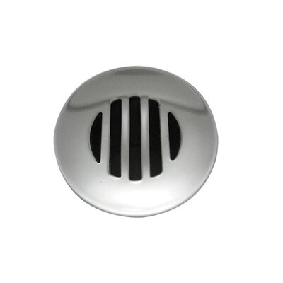 Safire 2.5 Grid Shower Drain Finish: Brushed Nickel