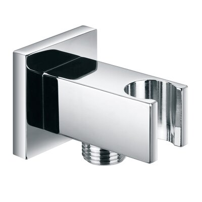 Shower Outlet Elbow Finish: Chrome