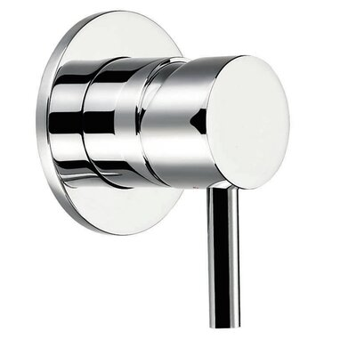 Pressure Balance Mixer Finish: Brushed Nickel