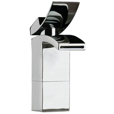 Quarto Vessel Bathroom Faucet Finish: White