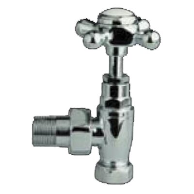Traditional Valves Finish: Polished Nickel