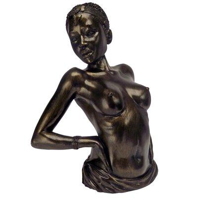 The Sensual Stretch Nude Female Figurine PD2443