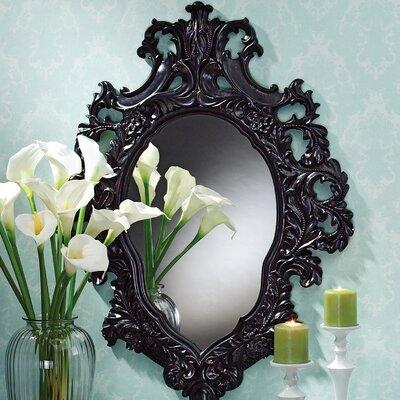 Madame Antoinette  Ebony Salon Mirror KY249