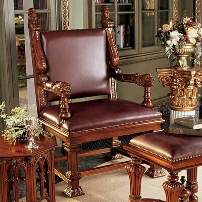 Lord Cumberlands Throne Armchairs