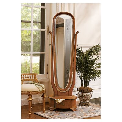 Lady Caroline Floor Mirror