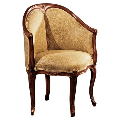 Louis XV Faultily DE Bureau Barrel Chair