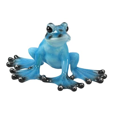 Tropical Frog Figurine QS2926771