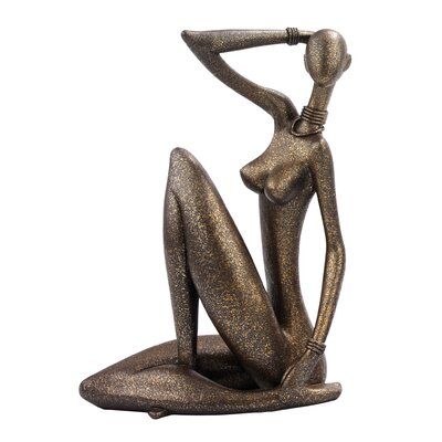 Nude Woman Figurine QS228594