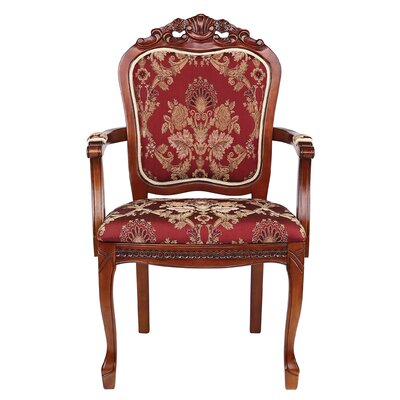 Crown Hill Baroque Armchair