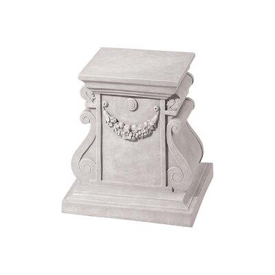 Classic Statue Plinth Pedestal Size: Medium NG314105